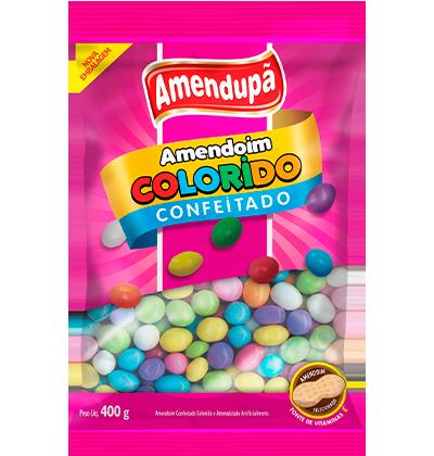 Amendoim Colorido